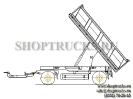 Является аналогом самосвального прицепа НЕФАЗ-8560-06, но с усиленной рамой и кузовом для перевозки грузов строительных и сельскохозяйственного назначения._7